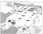 Cahokia Mounds Map