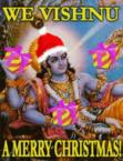 We Vishnu A Merry Christmas!