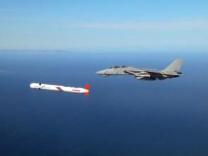 oversized missile