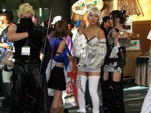 Final Fantasy Cosplayers