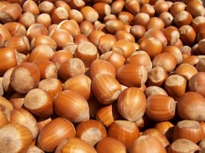Nuts for your mouth – Wallpaper