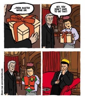 Bruce's gift