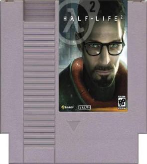 Half Life 2 NES