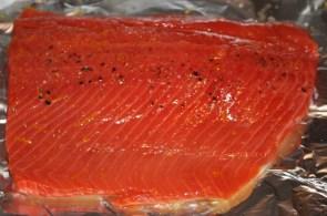 Citrus Glazed Salmon