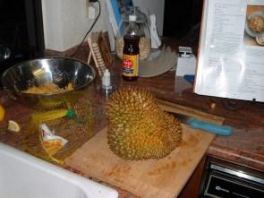 Durian…MMmmmmm!