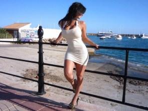 seaside model