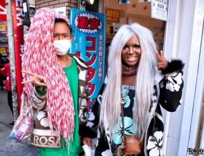Ganguro and Yamamba – Japanese Fashion