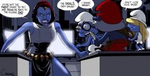 Mystique's Secret Past