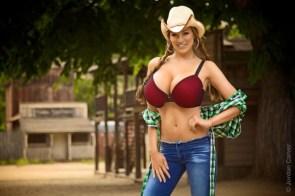 big tits cowboy