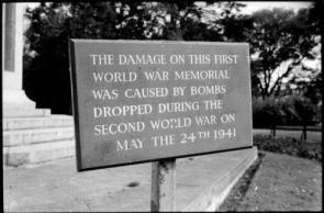 Ironic War Damage