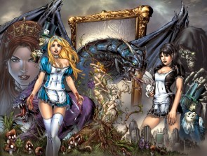 alice and hotie