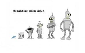 bending unit 22