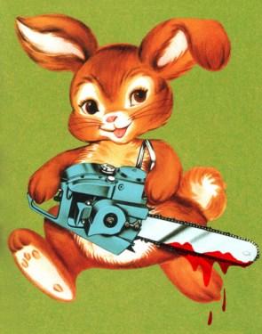 friendly bunny