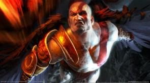 happy kratos