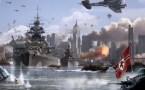 nazi naval attack