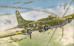 bomber art