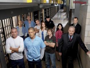Prison Break Season 1 Cast