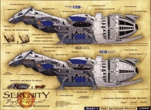 serenity blueprints