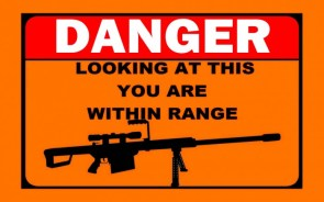 YOU ARE IN RANGE