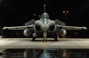 parked rafale