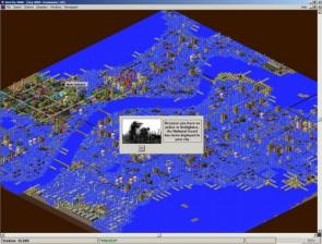 New Orleans – SimCity 2000