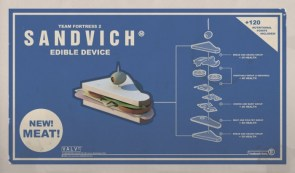 sandwich blueprints