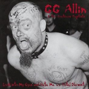 GG Allin – Drink, Fight, Fuck.