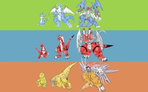 digimon evolution