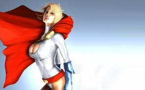 power boobs