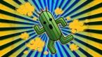 running cactus