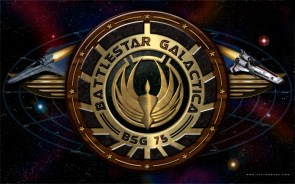 Battlestar Galatica BSG75