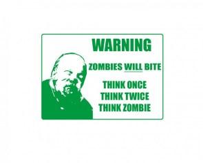 zombies will bite