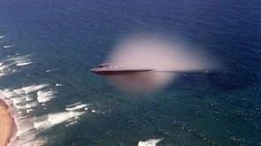 B-2 going super sonic