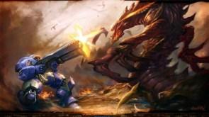 zergs attack