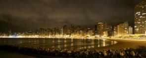 golden city lights