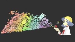 poke rainbow