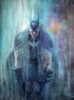 Batman In Watercolor