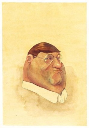 Dignified Peter Griffin