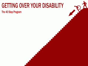 get over your disabilities