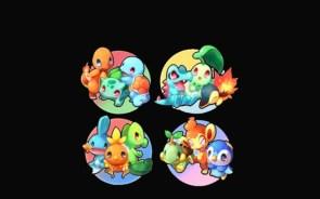 biginer pokemon