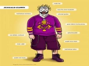 juggalo clown