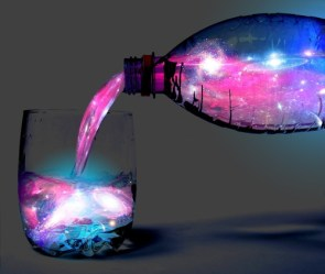drink the universe