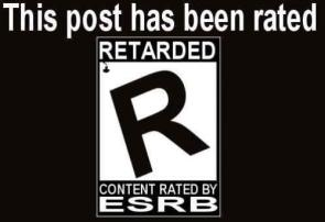 Retarded Post