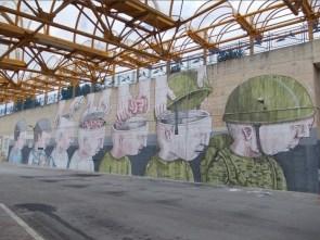 Anti-War Graffitti