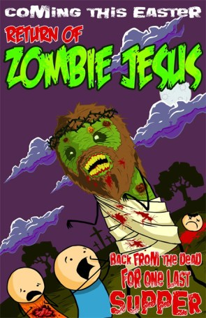 return of zombie jesus