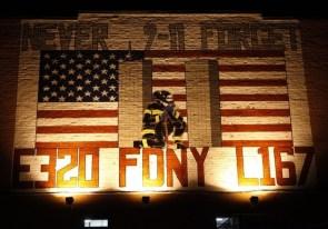 9/11 Murals