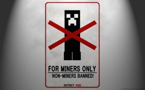 miners only