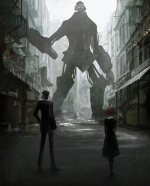 Big O robot
