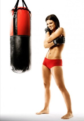 boxing chick