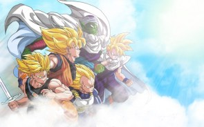 DBZ supers